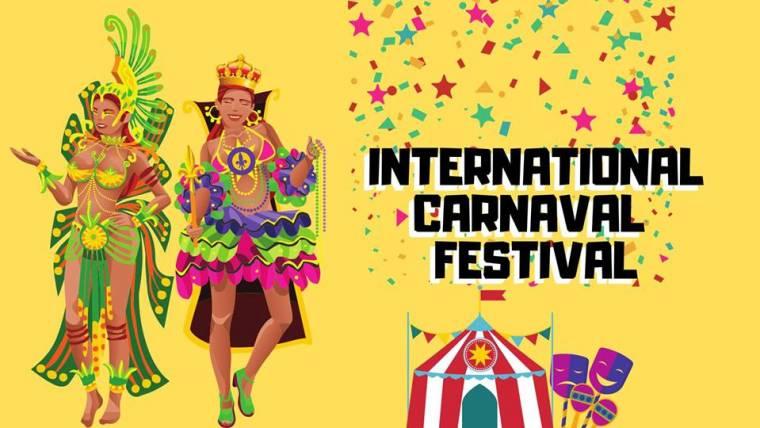 International Carnaval Festival I Oslo